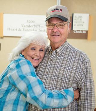 Bonnie and Dickie Davis