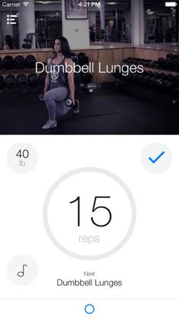 app for exercising