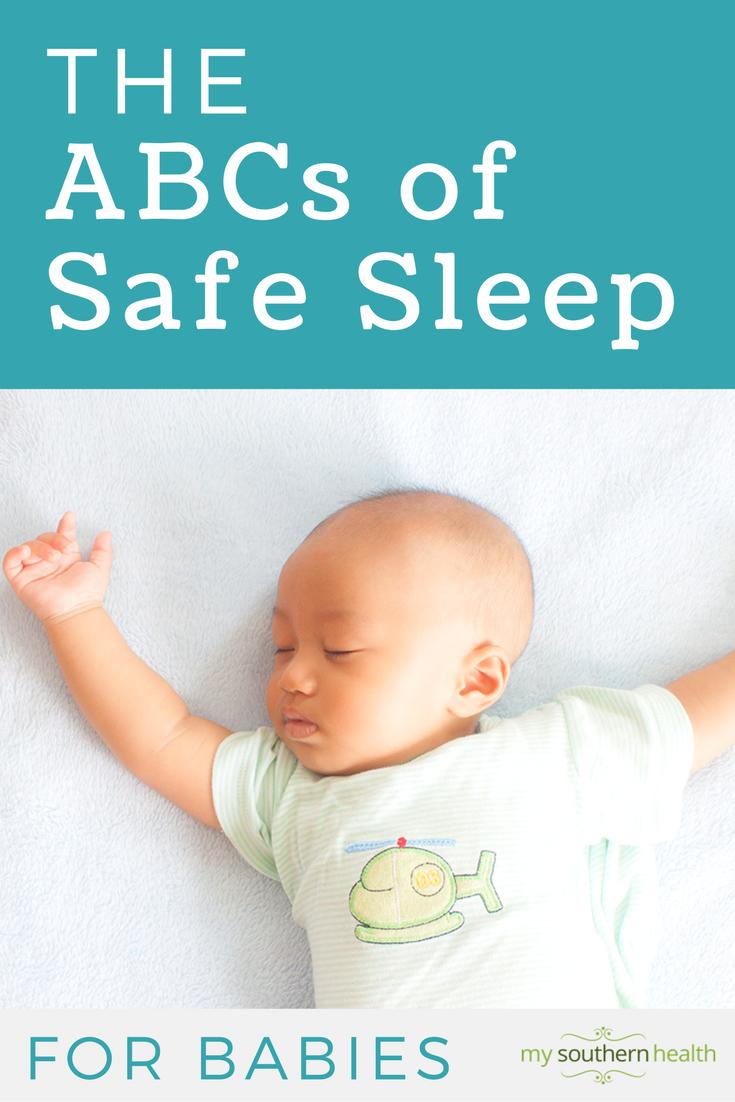 Baby Safe Sleeper Alternative