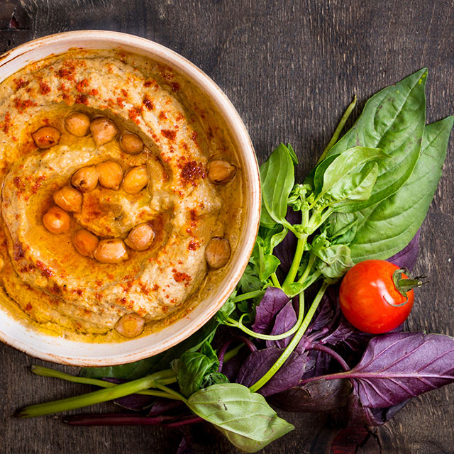 3 unique hummus recipes that you'll want to make tonight