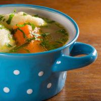 healthy chicken and dumpling recipe