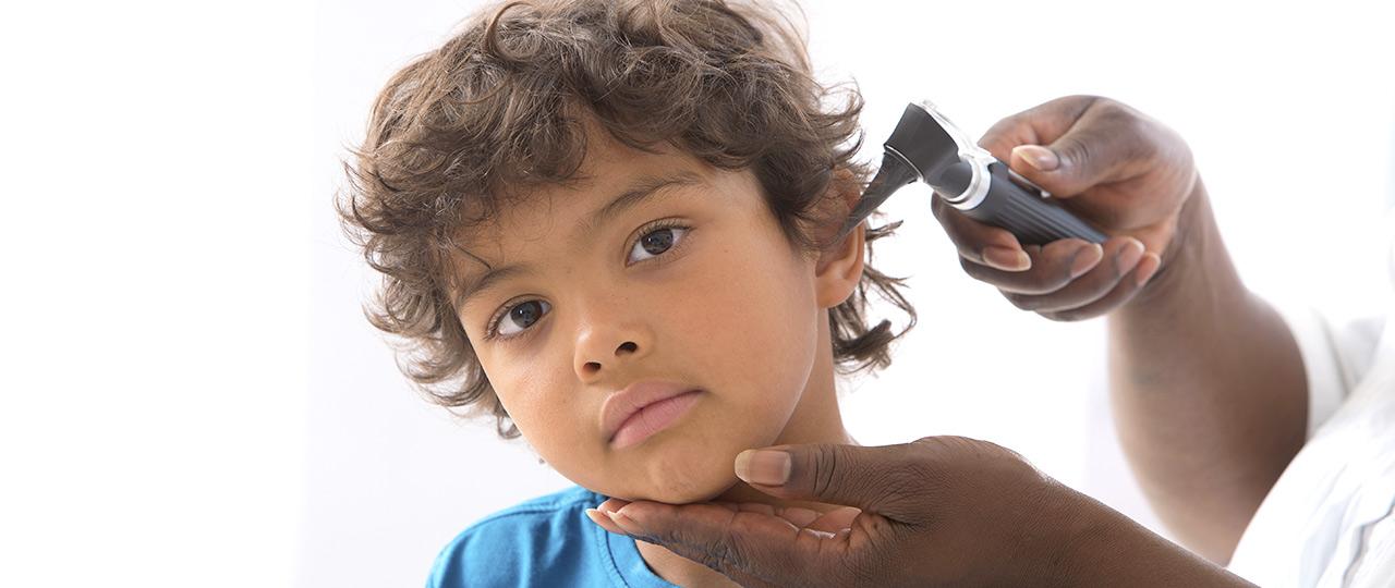 Ear tube surgery