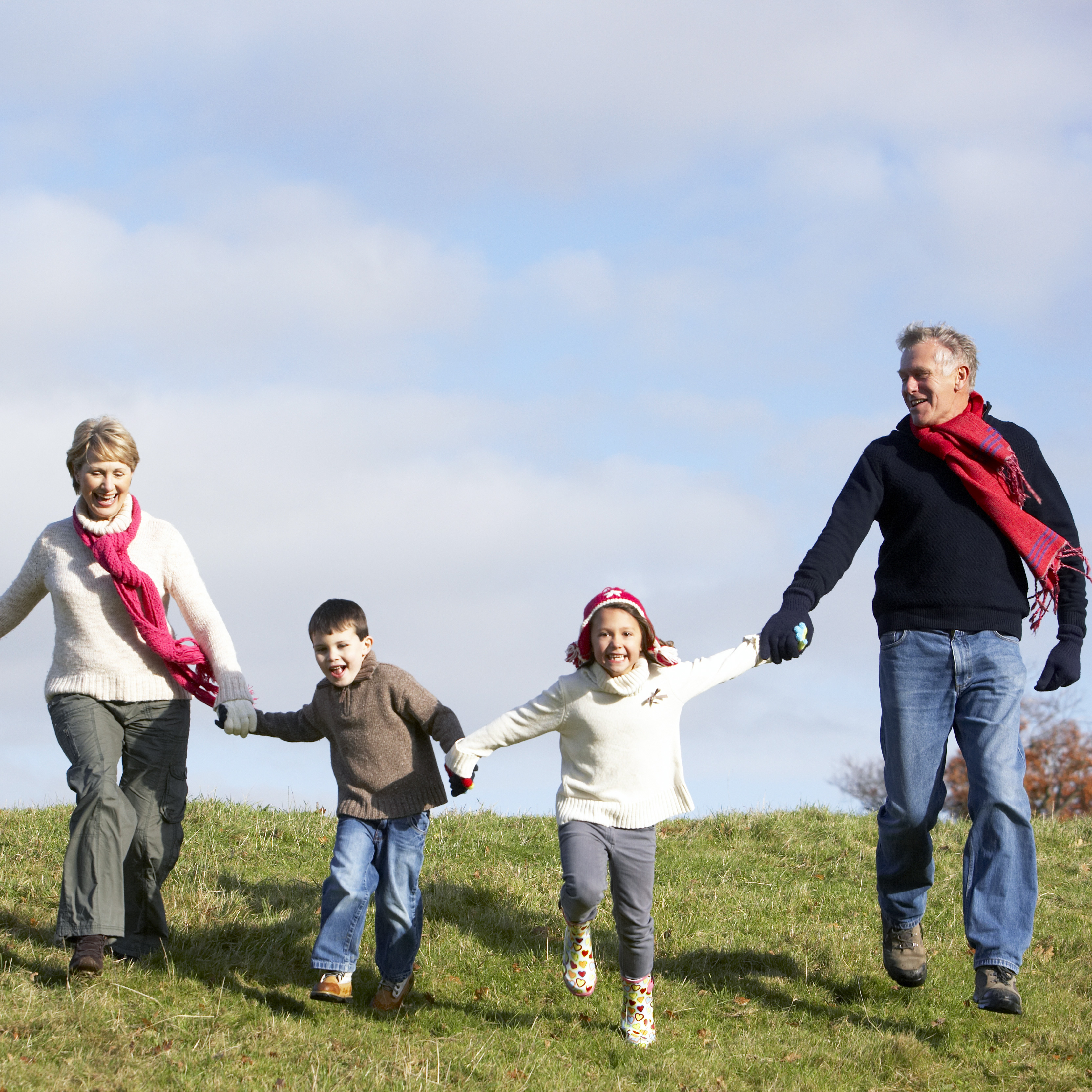 how to make sure that grandkids stay safe