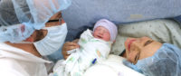 5 unique aspects of a family-center c-section