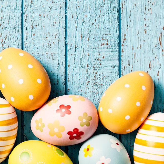 healthier easter egg basket ideas