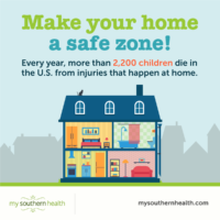how to make your home safe for kids