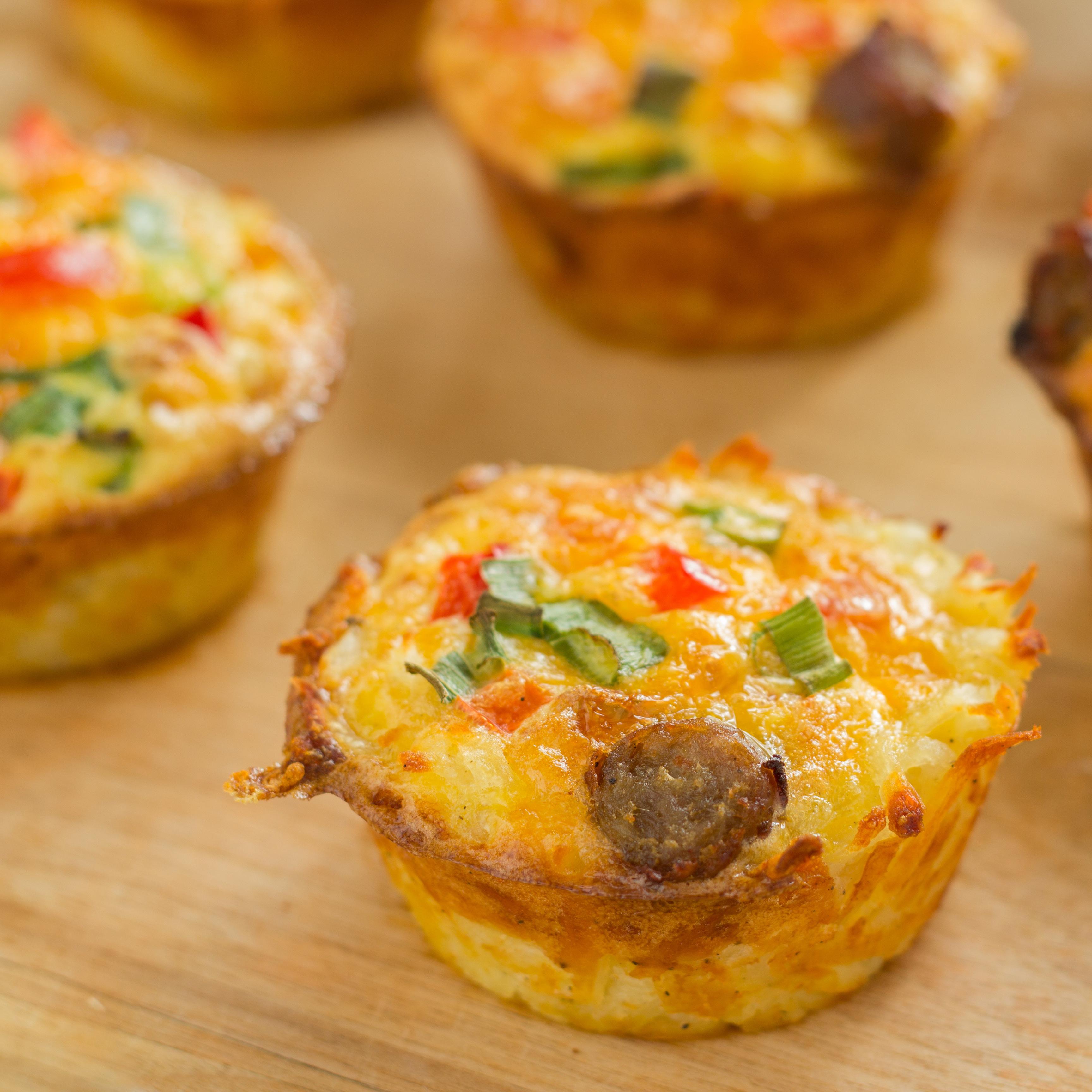 mini egg muffins advertising