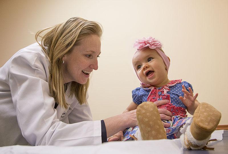 choose a pediatrian