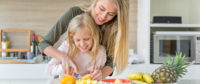 Ways to encourage a love of cooking in your children