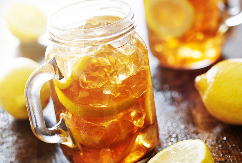 is unsweet tea good for a diet