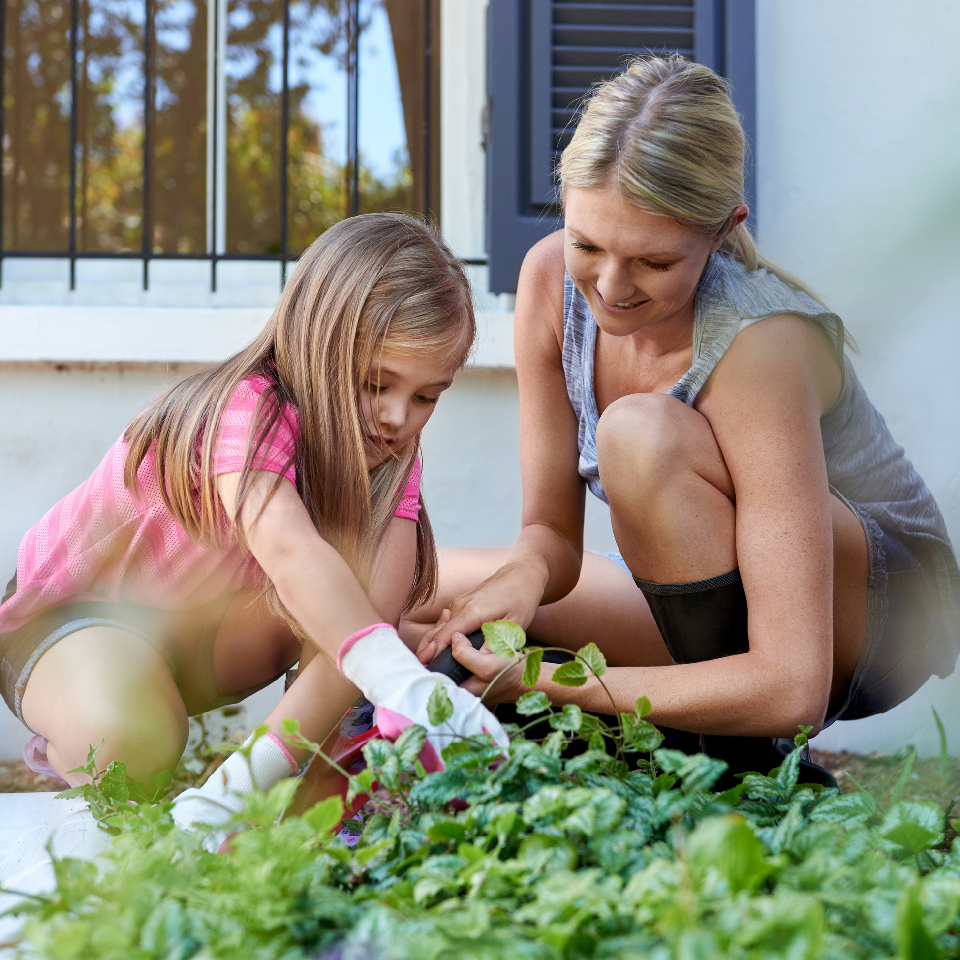 5 physical benefits of gardening