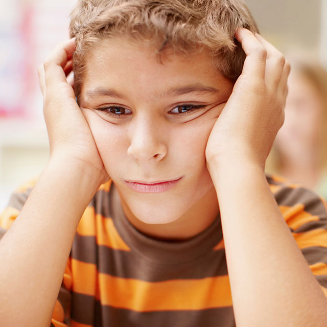 how to recognize anxiety in children