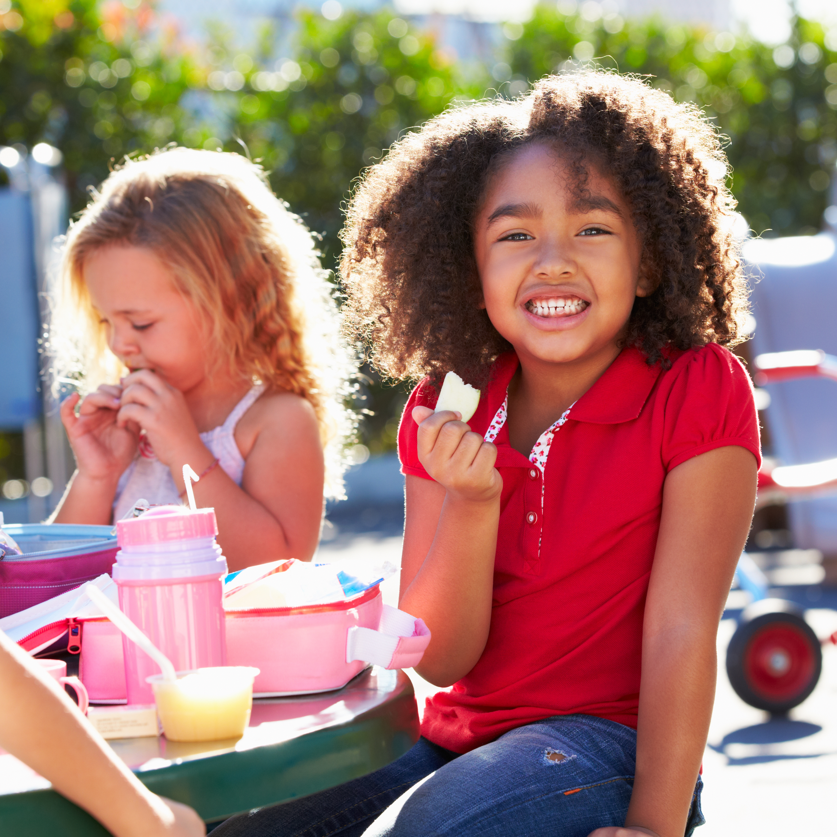 5 tips for packing healthy school lunches