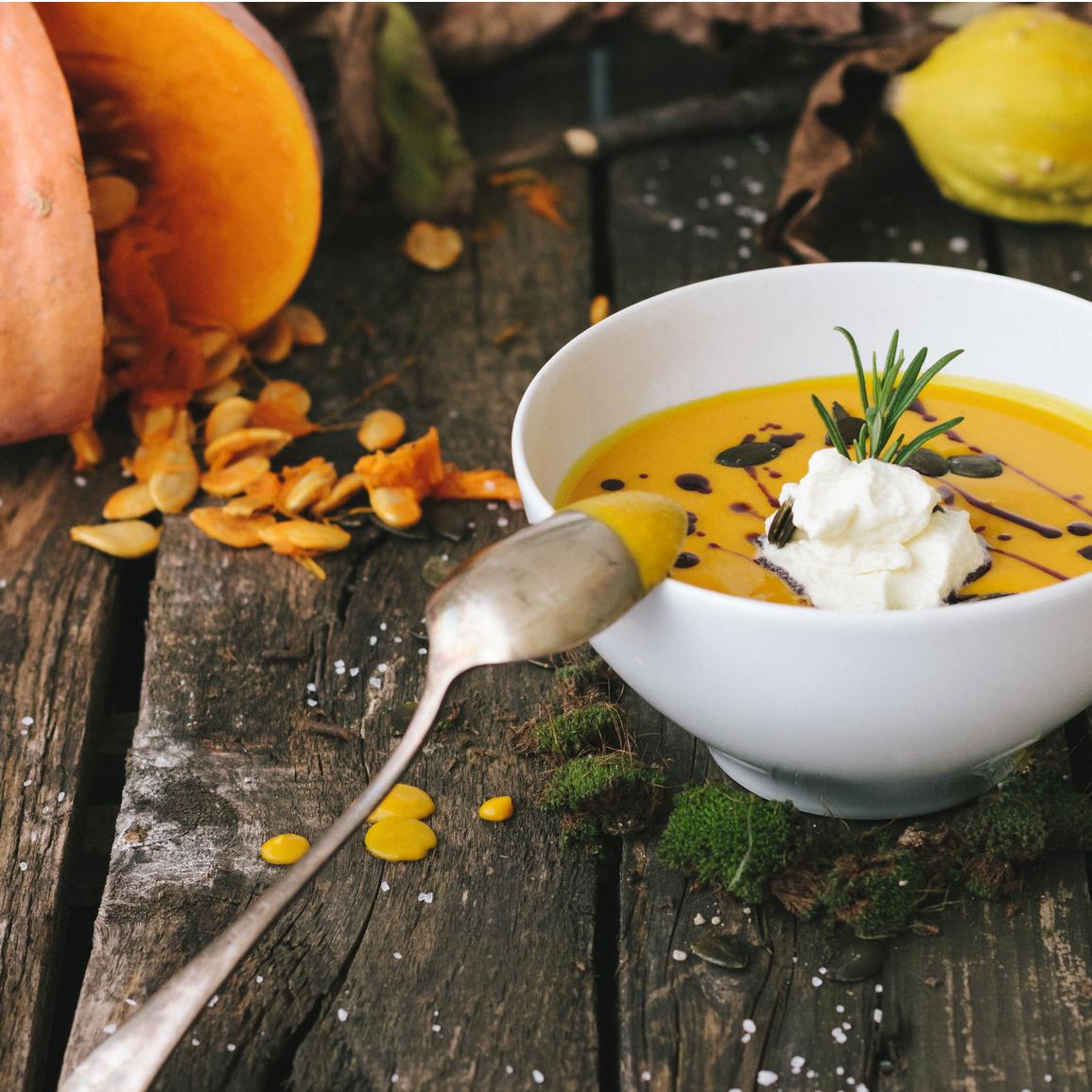 Ways to use pumpkin in your diet