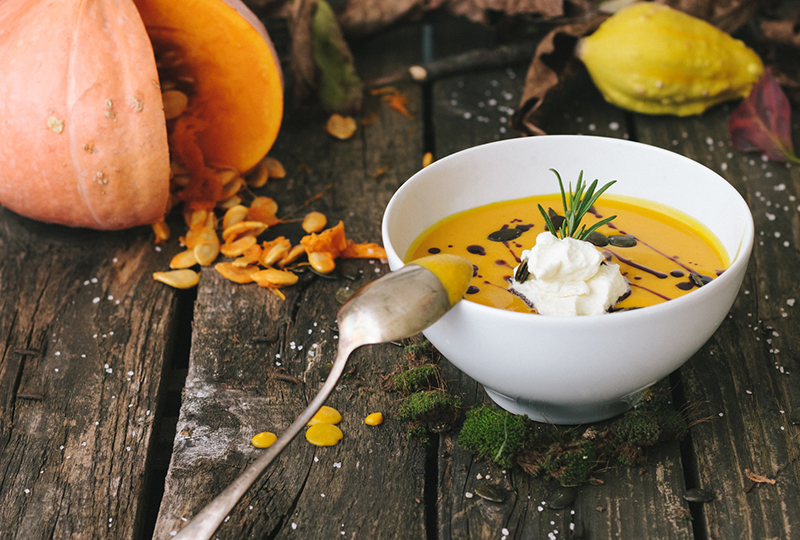 Ways to use pumpkin in your diet