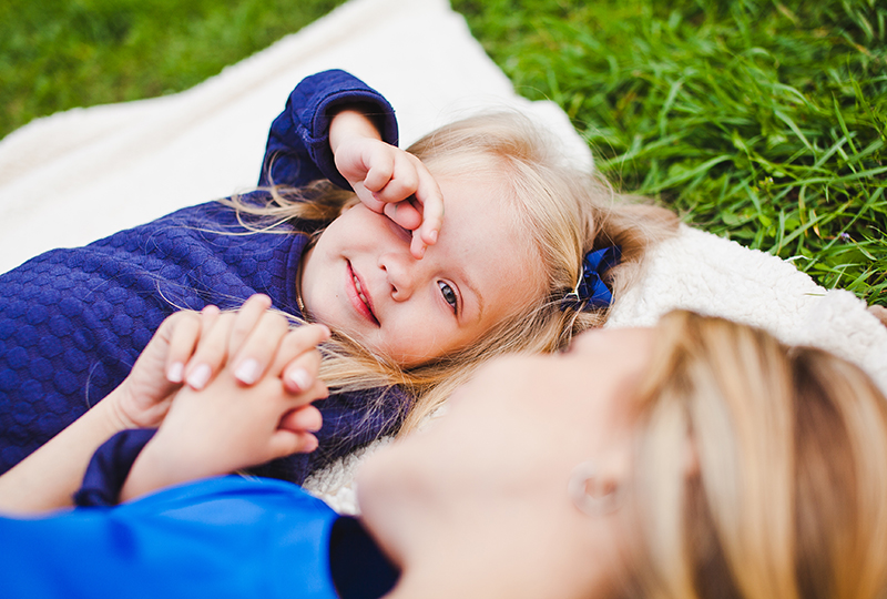How to Help Kids with Teary, Itchy Eyes