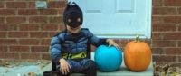 Teal pumpkin for allergies