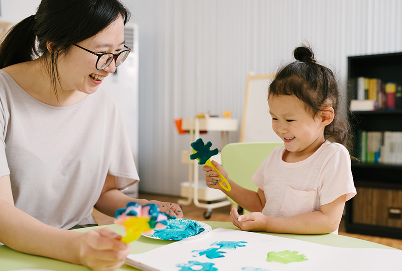 Fostering Creativity in Your Child