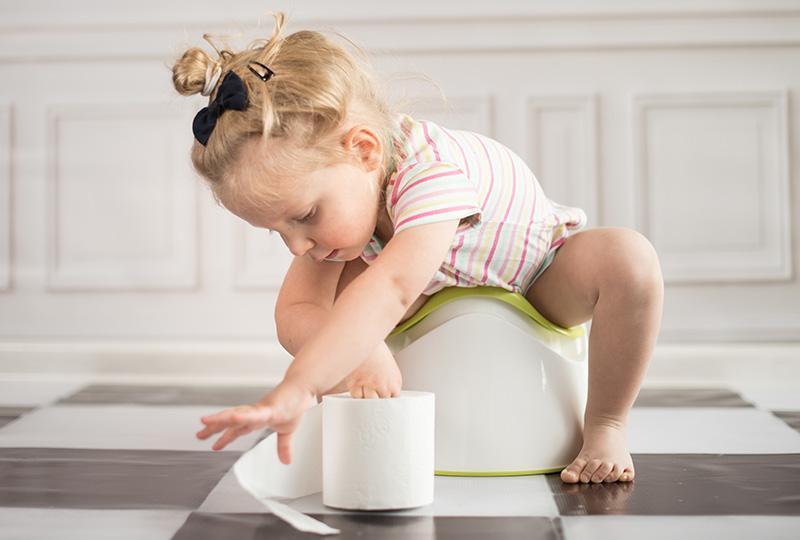 Sanity-Saving Toilet Training Tips