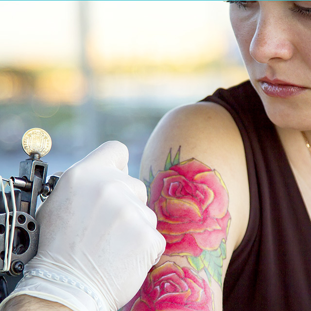 Women tattooing trends