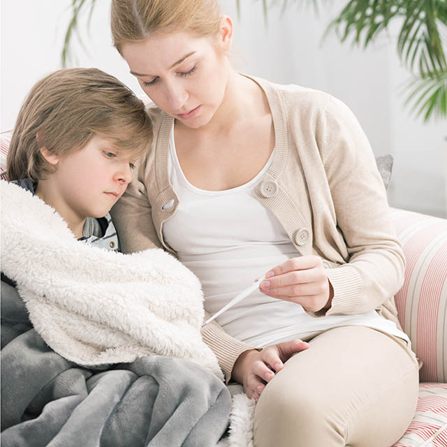 sick day activities for kids