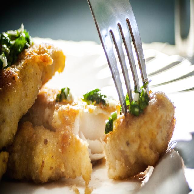 healthy baked catfish