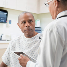 health exam men