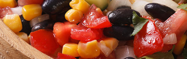 what to eat with salsa besides chips