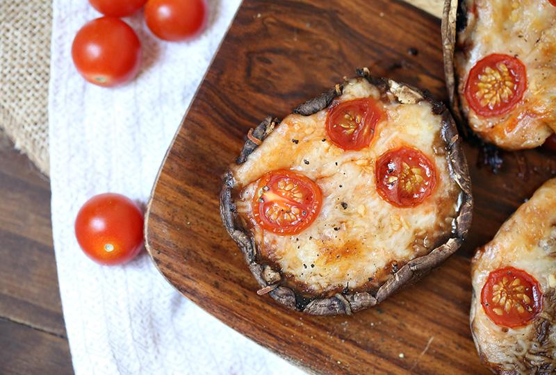 portabello pizza portabella