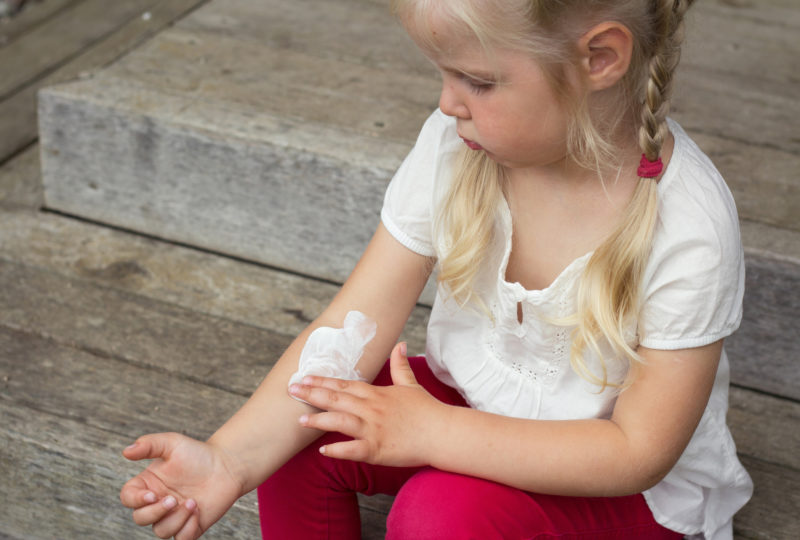 Eczema: the itch that doesn't stop