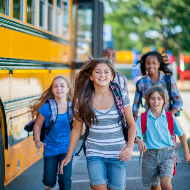 How to make back to school a fun, safe time