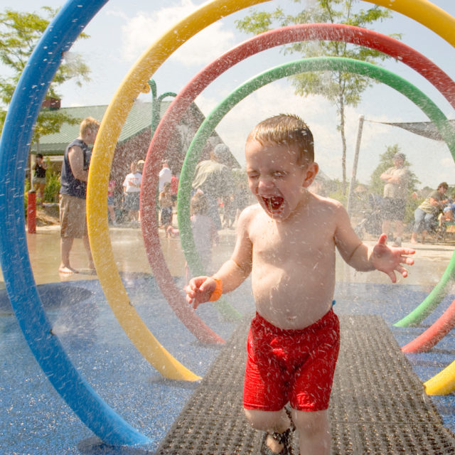 What to know about splash pad safety