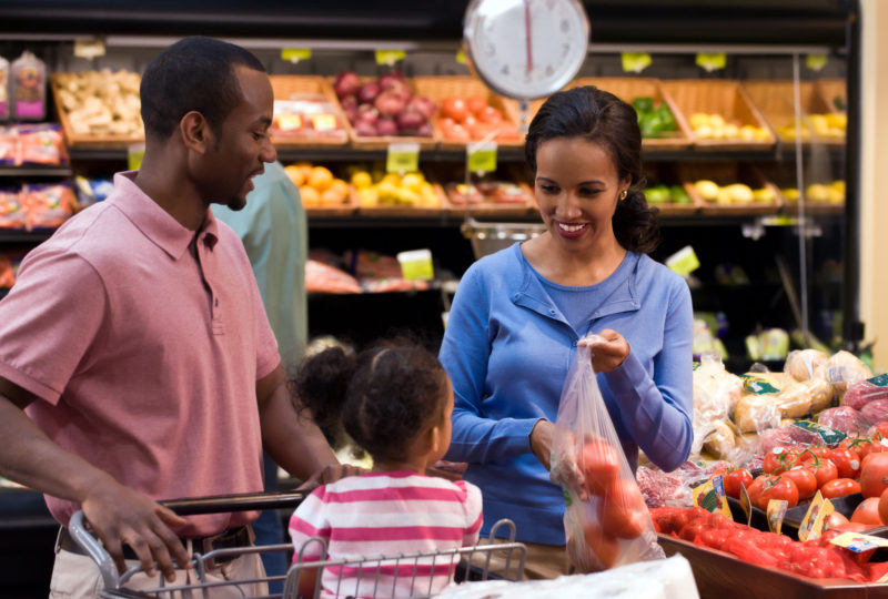 Tricks to navigate the grocery store