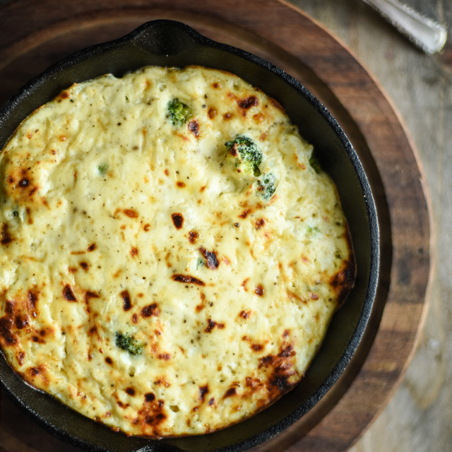broccoli and cottage cheese casserole