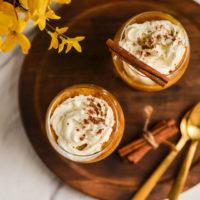 easy pumpkin parfait recipe