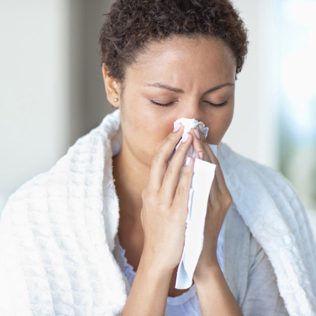 Sinus issues