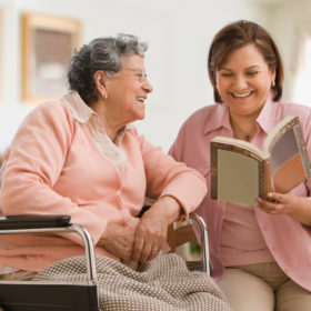 caregiver legal documents