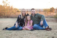 Ashleigh-Anne Hughes and family