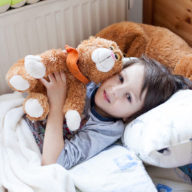 help a childs cough