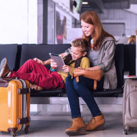 children traveling with diabetes