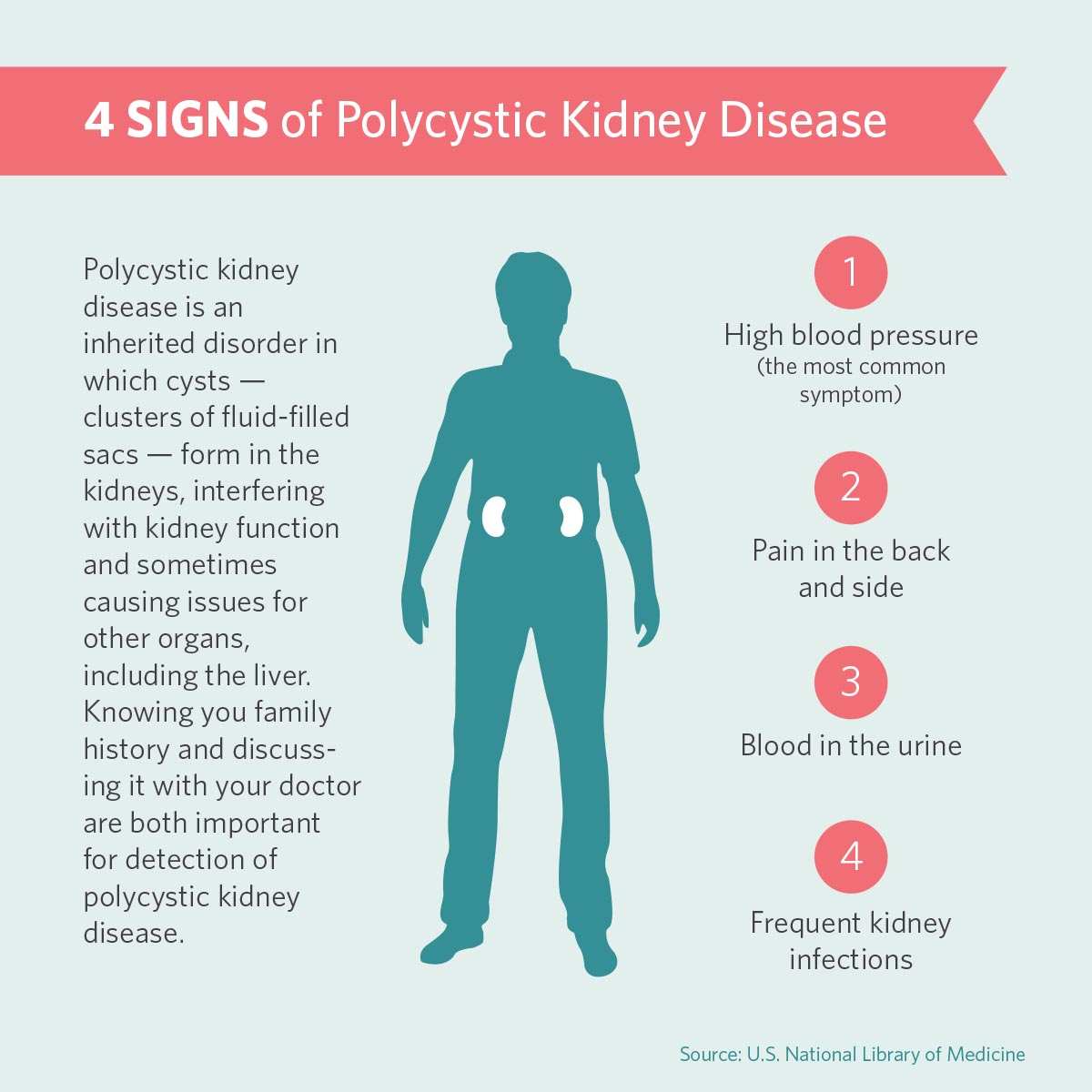 Signs Of Polycystic Kidney Disease