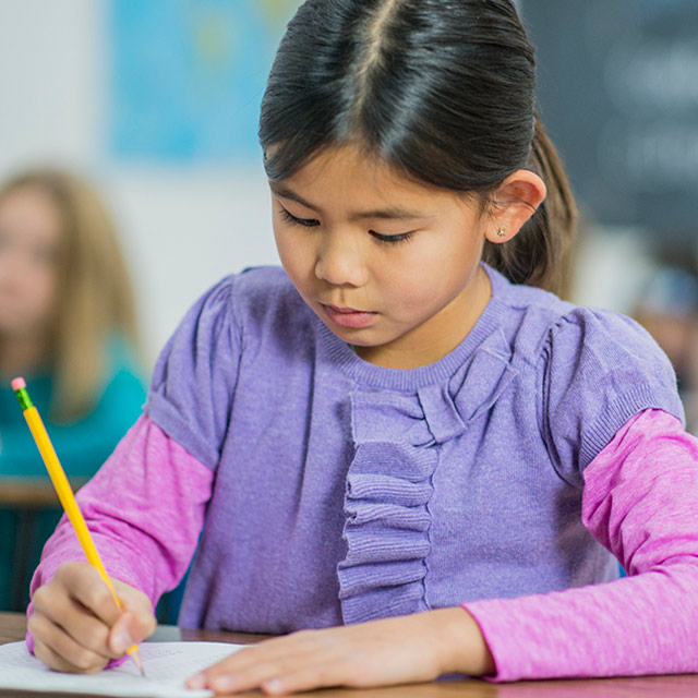 How to help children prepare for standardized tests