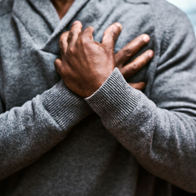 Learning how to survive a heart attack alone.